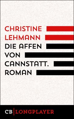 buchcover christine lehmann die affen von cannstatt